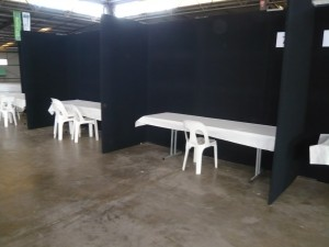Display Boards - Cubicles (2)