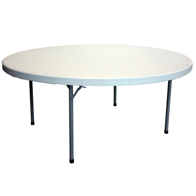 Large Round Table Mildura Party Hire